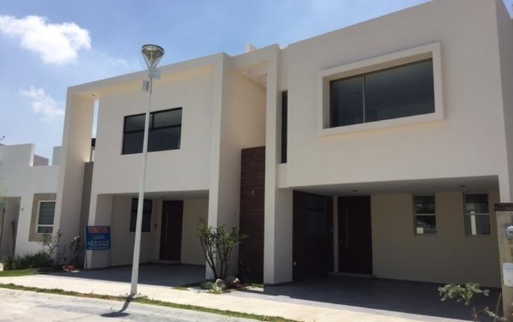 Foto de casa en venta en  , lomas de angelópolis privanza, san andrés cholula, puebla, 2037860 No. 01