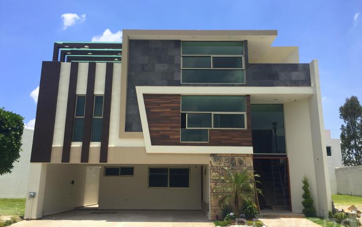 Foto de casa en venta en  , lomas de angelópolis privanza, san andrés cholula, puebla, 2717951 No. 01