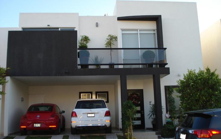 Foto de casa en venta en  , lomas de angelópolis privanza, san andrés cholula, puebla, 641157 No. 01