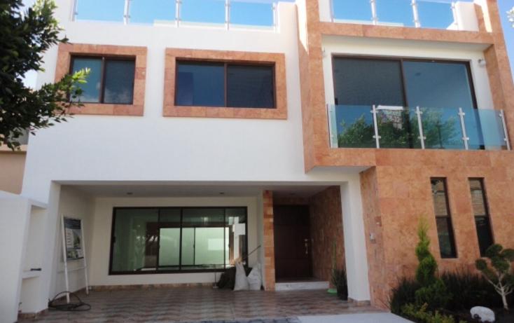 Foto de casa en venta en  , lomas de angelópolis privanza, san andrés cholula, puebla, 936609 No. 01