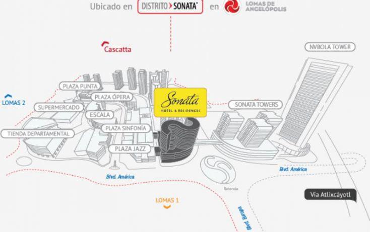 Foto de departamento en venta en lomas de angelopolis, sonata hotel 1, alta vista, san andrés cholula, puebla, 1725178 no 02