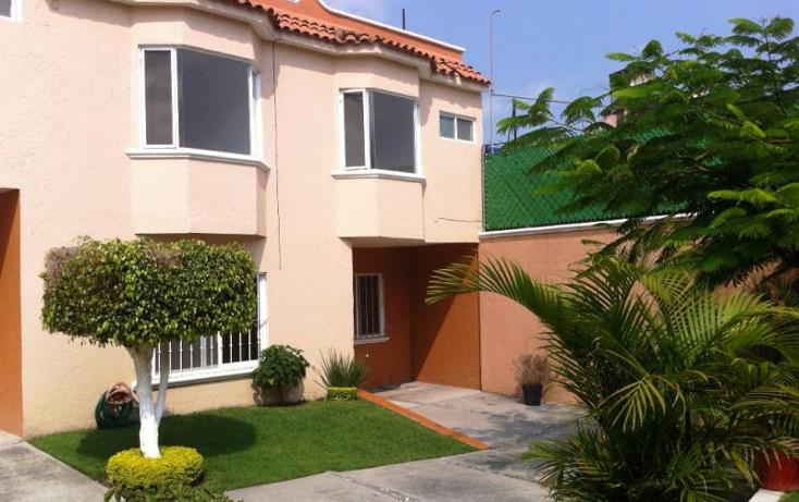 Foto de casa en renta en  , lomas de atzingo, cuernavaca, morelos, 1018067 No. 01