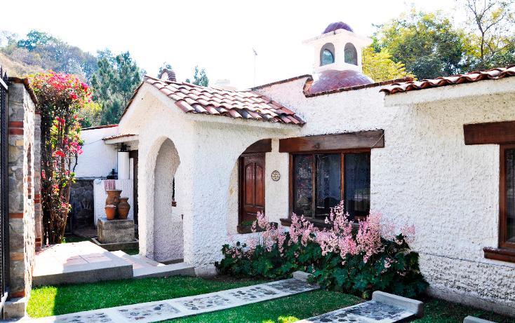 Foto de casa en renta en  , lomas de atzingo, cuernavaca, morelos, 1051755 No. 02