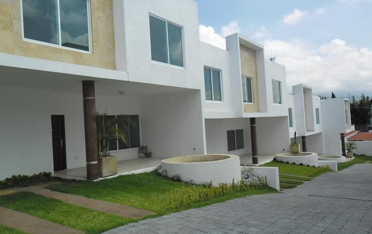 Foto de casa en venta en  , lomas de atzingo, cuernavaca, morelos, 1165703 No. 02