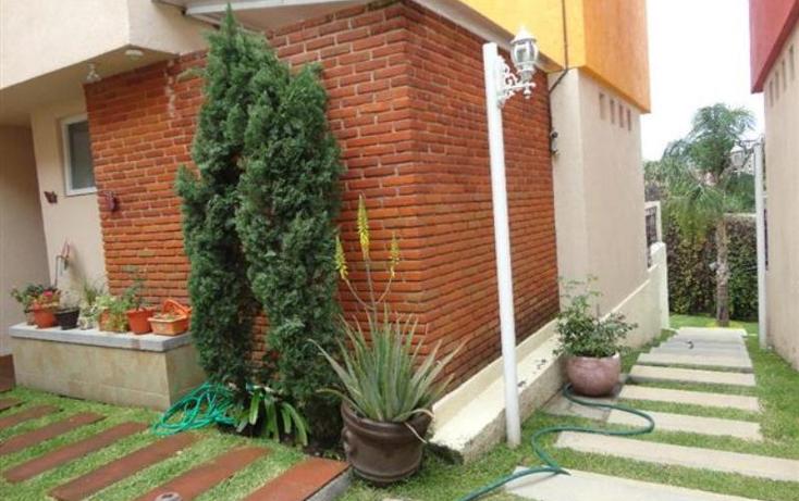 Foto de casa en venta en  -, lomas de atzingo, cuernavaca, morelos, 1216267 No. 18