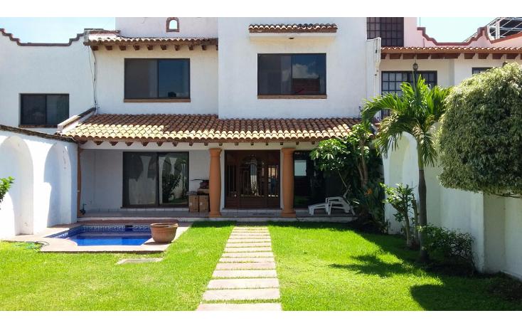 Foto de casa en renta en  , lomas de atzingo, cuernavaca, morelos, 1261367 No. 01