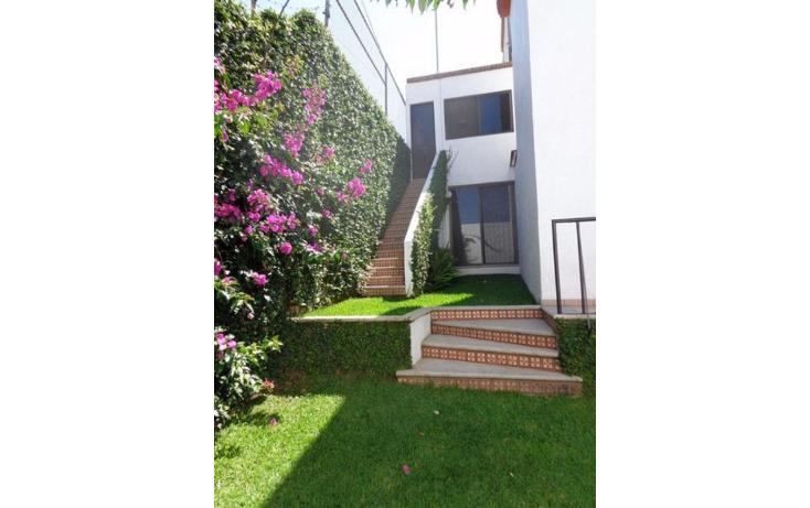Foto de casa en renta en  , lomas de atzingo, cuernavaca, morelos, 1300281 No. 21