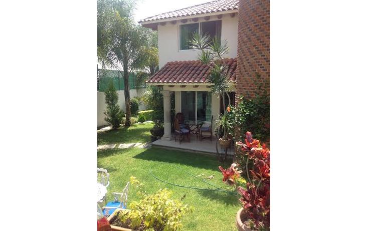 Foto de casa en venta en  , lomas de atzingo, cuernavaca, morelos, 1400111 No. 01