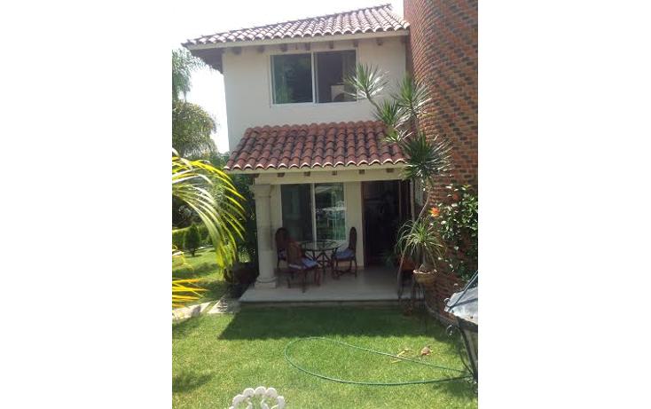 Foto de casa en venta en  , lomas de atzingo, cuernavaca, morelos, 1400111 No. 22