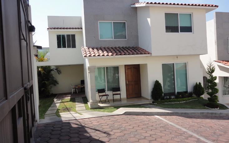 Foto de casa en venta en  , lomas de atzingo, cuernavaca, morelos, 1692494 No. 01
