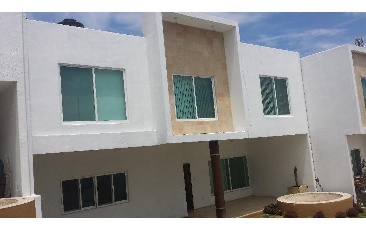 Foto de casa en venta en  , lomas de atzingo, cuernavaca, morelos, 1749603 No. 01