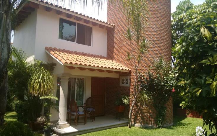 Foto de casa en venta en  , lomas de atzingo, cuernavaca, morelos, 1797134 No. 01