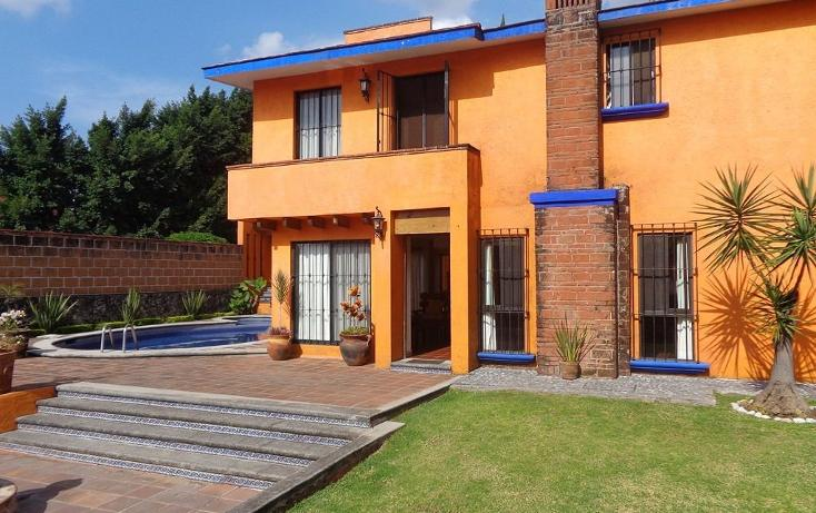 Foto de casa en venta en  , lomas de atzingo, cuernavaca, morelos, 1815030 No. 01