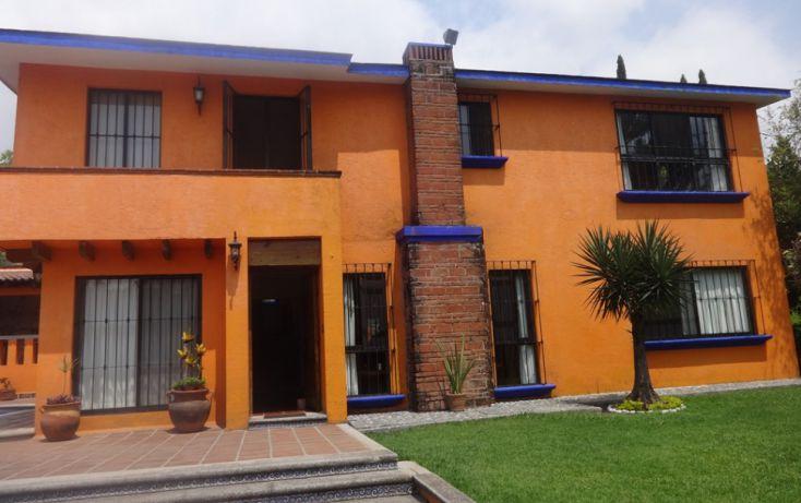Foto de casa en venta en, lomas de atzingo, cuernavaca, morelos, 1815030 no 02