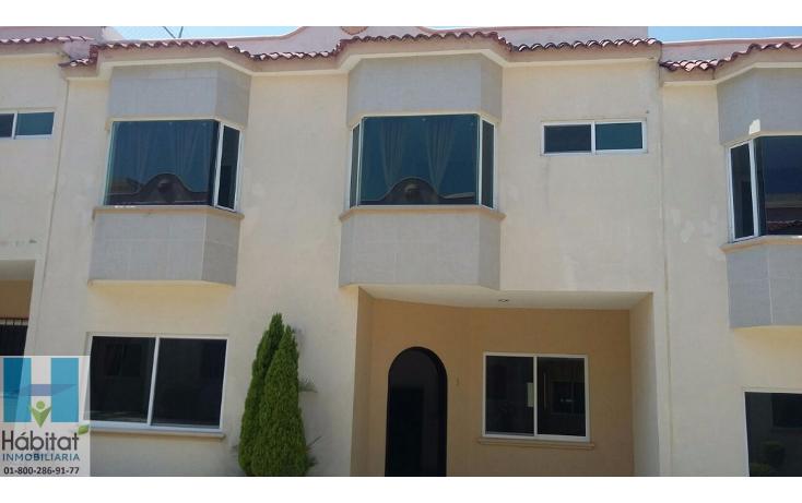 Foto de casa en venta en  , lomas de atzingo, cuernavaca, morelos, 2031522 No. 01