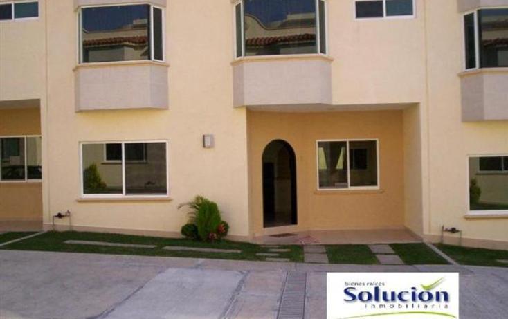 Foto de casa en venta en  , lomas de atzingo, cuernavaca, morelos, 389023 No. 01