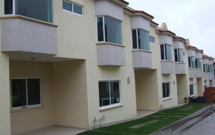 Foto de casa en venta en  , lomas de atzingo, cuernavaca, morelos, 389216 No. 01