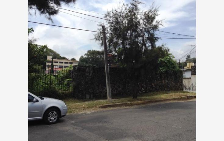 Foto de terreno habitacional en venta en  ., lomas de atzingo, cuernavaca, morelos, 480564 No. 04