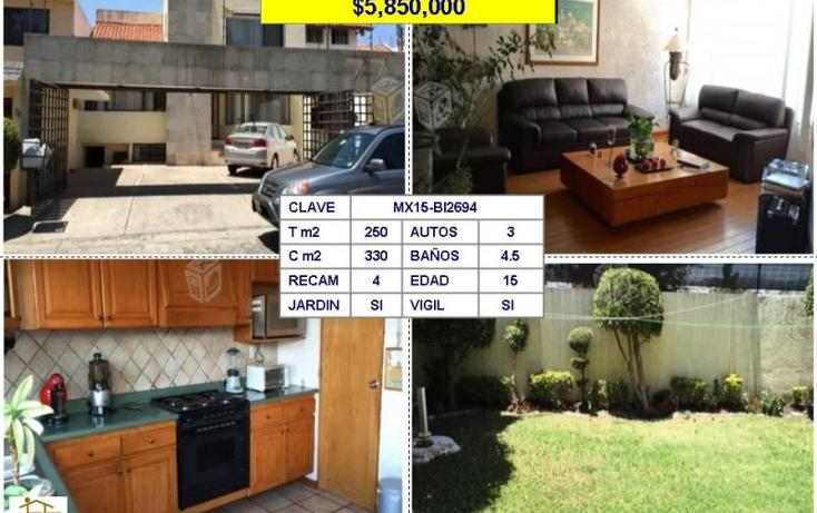 Foto de casa en venta en  , lomas de bellavista, atizapán de zaragoza, méxico, 1336089 No. 01