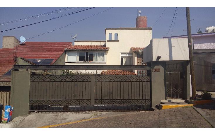 Foto de casa en venta en  , lomas de bellavista, atizap?n de zaragoza, m?xico, 1503051 No. 01