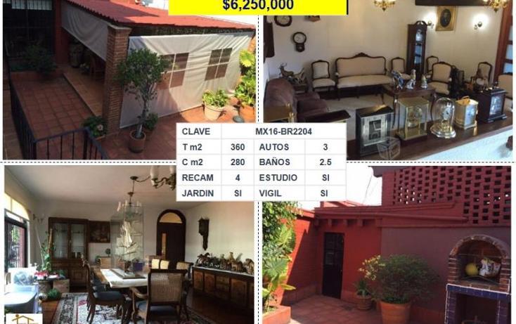 Foto de casa en venta en  , lomas de bellavista, atizapán de zaragoza, méxico, 1727304 No. 01