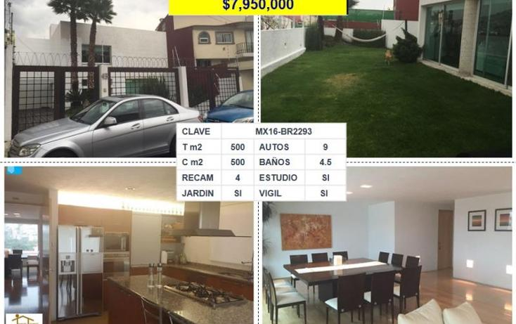 Foto de casa en venta en  , lomas de bellavista, atizapán de zaragoza, méxico, 1727462 No. 01
