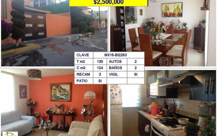 Foto de casa en venta en  , lomas de capistrano, atizap?n de zaragoza, m?xico, 1401267 No. 01
