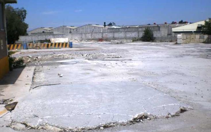 Foto de terreno industrial en venta en  , lomas de cartagena, tultitlán, méxico, 1280545 No. 03