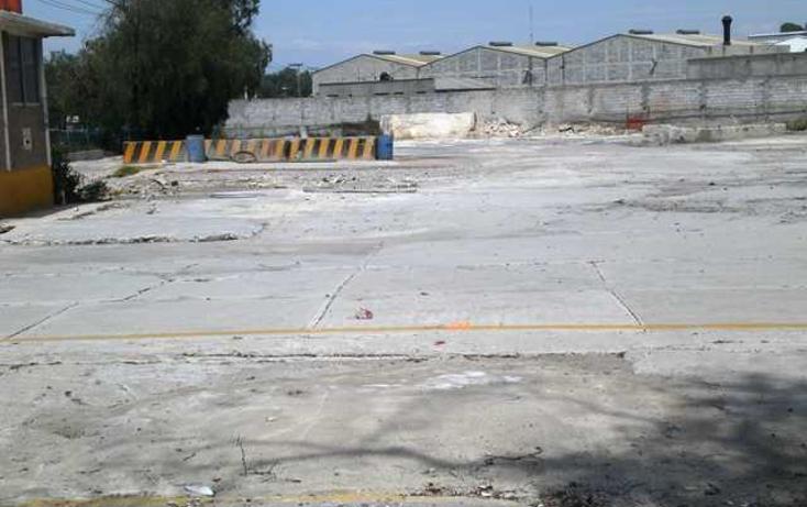 Foto de terreno industrial en venta en  , lomas de cartagena, tultitlán, méxico, 1280545 No. 04