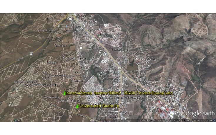 Foto de terreno habitacional en venta en  , lomas de cervera, guanajuato, guanajuato, 1314915 No. 02