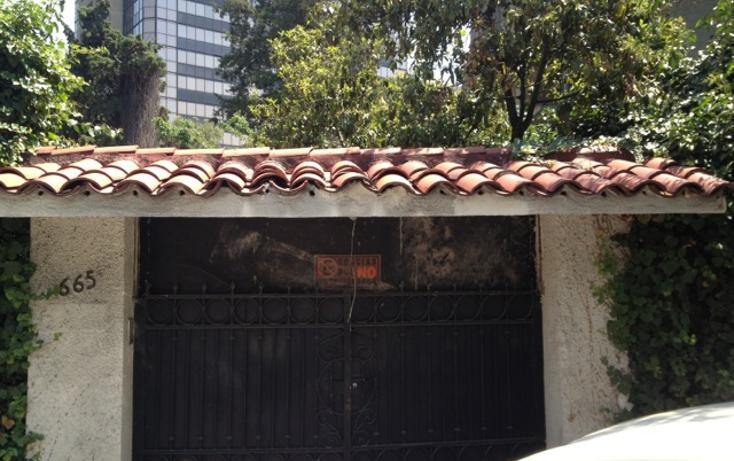 Foto de casa en venta en  , lomas de chapultepec i sección, miguel hidalgo, distrito federal, 1058267 No. 02