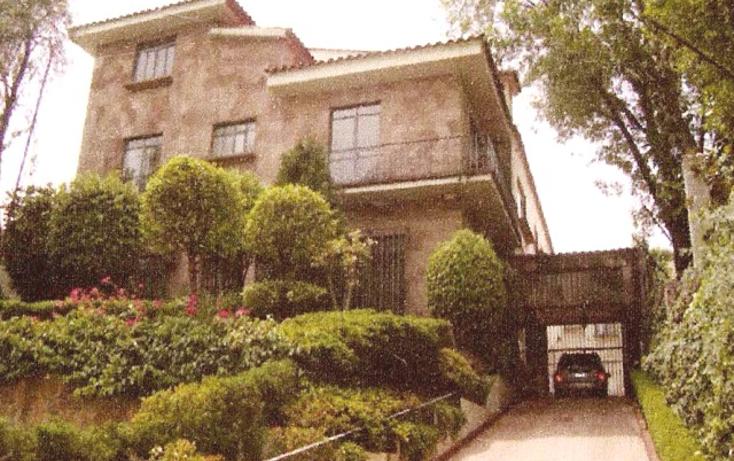 Foto de casa en venta en  , lomas de chapultepec i sección, miguel hidalgo, distrito federal, 1138979 No. 01
