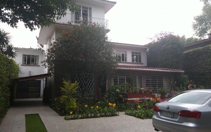Foto de casa en renta en  , lomas de chapultepec i sección, miguel hidalgo, distrito federal, 1229475 No. 02