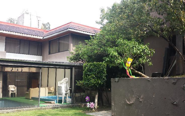 Foto de casa en venta en  , lomas de chapultepec i sección, miguel hidalgo, distrito federal, 1423923 No. 01