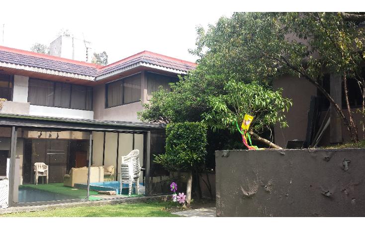 Foto de casa en venta en  , lomas de chapultepec i secci?n, miguel hidalgo, distrito federal, 1423923 No. 01