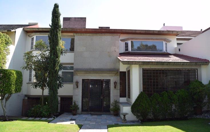Foto de casa en venta en  , lomas de chapultepec i sección, miguel hidalgo, distrito federal, 1484899 No. 01