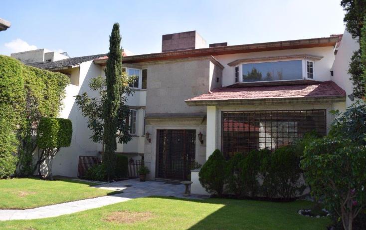 Foto de casa en venta en  , lomas de chapultepec i sección, miguel hidalgo, distrito federal, 1484899 No. 02