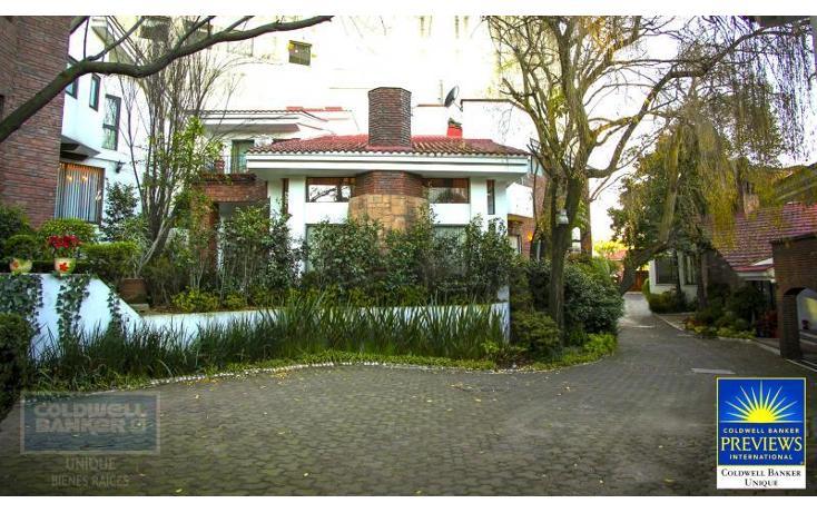 Foto de casa en condominio en venta en  , lomas de chapultepec i sección, miguel hidalgo, distrito federal, 1756822 No. 01
