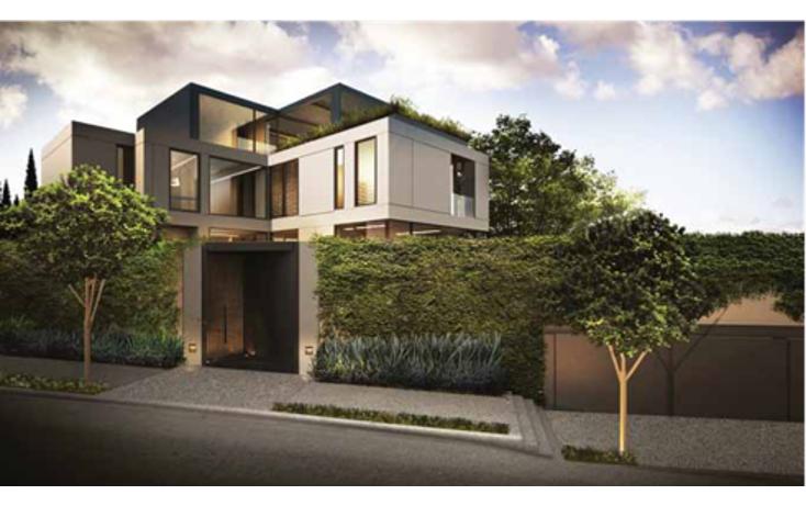 Foto de casa en venta en  , lomas de chapultepec i sección, miguel hidalgo, distrito federal, 1757398 No. 02