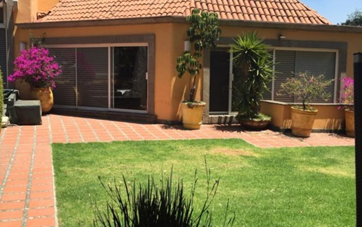 Foto de casa en venta en  , lomas de chapultepec i secci?n, miguel hidalgo, distrito federal, 1760342 No. 01