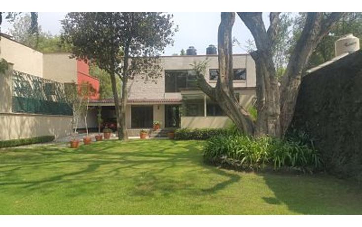 Foto de casa en renta en  , lomas de chapultepec i sección, miguel hidalgo, distrito federal, 2018884 No. 01