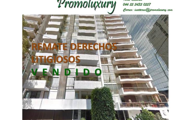 Foto de departamento en venta en  , lomas de chapultepec ii sección, miguel hidalgo, distrito federal, 1417275 No. 01