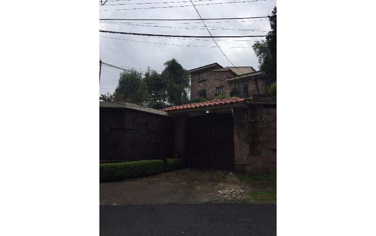 Foto de casa en renta en  , lomas de chapultepec ii sección, miguel hidalgo, distrito federal, 1502435 No. 01
