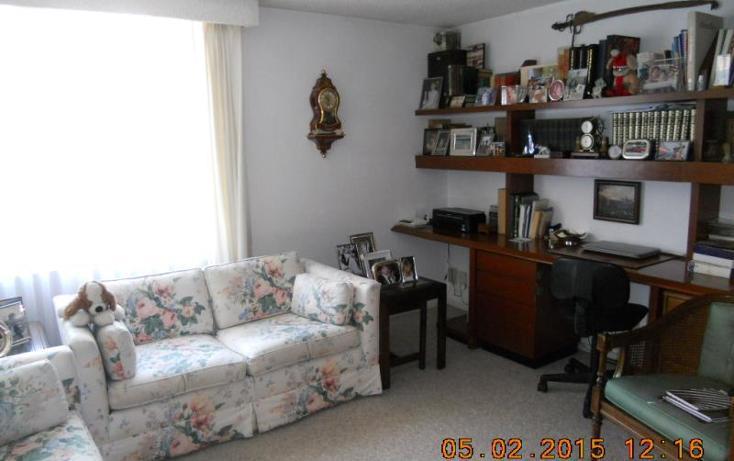 Foto de casa en venta en  , lomas de chapultepec ii sección, miguel hidalgo, distrito federal, 1596290 No. 05