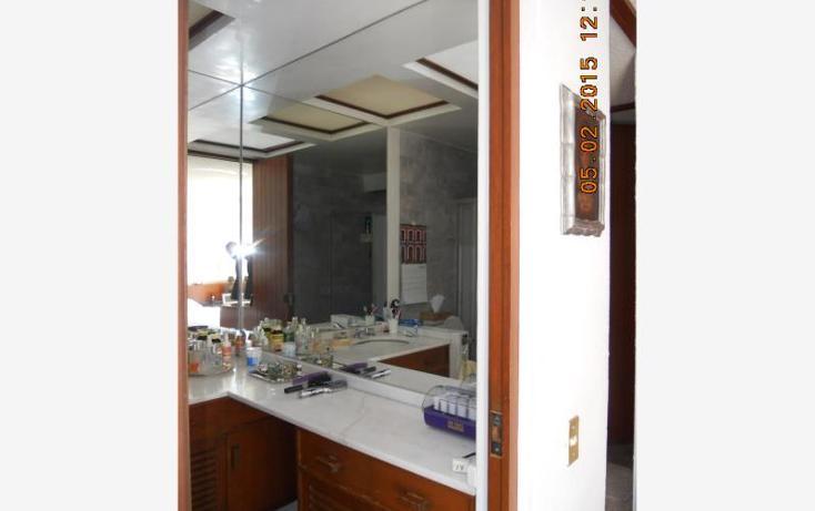 Foto de casa en venta en  , lomas de chapultepec ii sección, miguel hidalgo, distrito federal, 1596290 No. 08