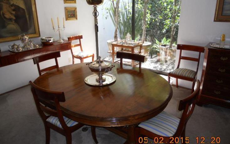 Foto de casa en venta en  , lomas de chapultepec ii sección, miguel hidalgo, distrito federal, 1596290 No. 14