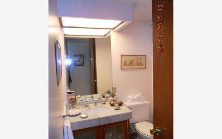 Foto de casa en venta en  , lomas de chapultepec ii sección, miguel hidalgo, distrito federal, 1596290 No. 15