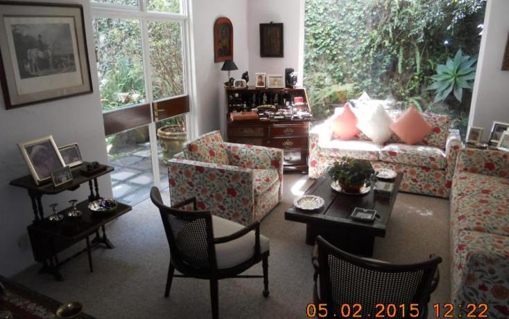 Foto de casa en venta en  , lomas de chapultepec ii sección, miguel hidalgo, distrito federal, 1596290 No. 20
