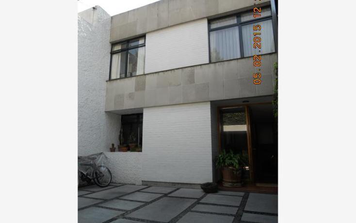 Foto de casa en venta en  , lomas de chapultepec ii sección, miguel hidalgo, distrito federal, 1596290 No. 22
