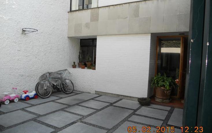Foto de casa en venta en  , lomas de chapultepec ii sección, miguel hidalgo, distrito federal, 1596290 No. 23